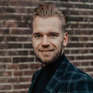 Melvin van der Zeyden, E-commerce Manager