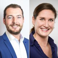 Maarten Bevers, Global Identity & Access Management & Anke Massaro, Account Executive
