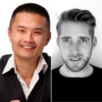 Chi Shing Chang, Co-founder & Peter Klinkhamer, Product Owner Digital Development