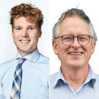 Erik van Dort, Supply Chain Consultant & Rogier Havelaar, Manager Duurzaamheid