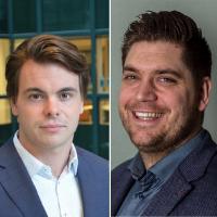 Luc van Oorschot, Manager & Dennis Duijst, Business Development Manager