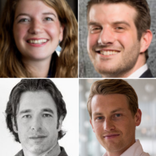 Anika Siepel, Henk-Jan ter Brugge, Martijn Visscher & Thies Kuijlman