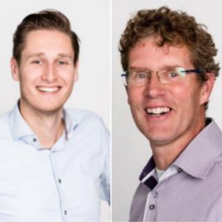 Dyon Metselaar, Director & Frans Appels, Managing Partner