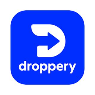 Logo Droppery